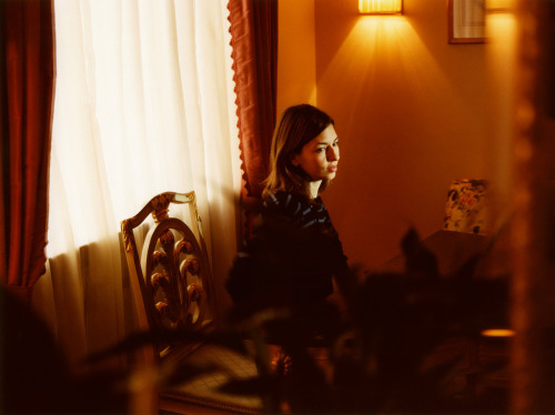 edenliaothewomb:  Sofia Coppola, photographed by Tom Craig.