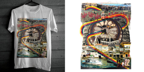 "Check out this tee design called ""Tourist Trap"" by song23!"