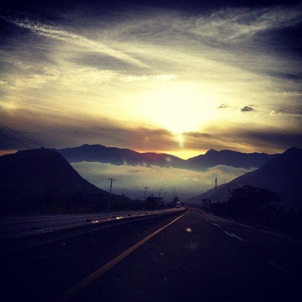 Sun is up! #mexico #mextagram #travel #roadtrip #instagram #dawn