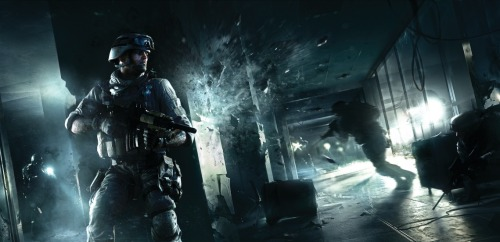 Battlefield 3. Are you ready, soldier?
