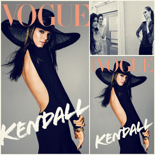 oh-so-coco:  MISS VOGUE AUSTRALIA - Kendall JennerSo proud of my girl Kendall Jenner on the cover of Miss Vogue Australia! I had lots of fun teaching her and Kylie modeling techniques earlier this year, she really is a sweetheart and very serious about being a good model.View more Coco Rocha on WhoSay