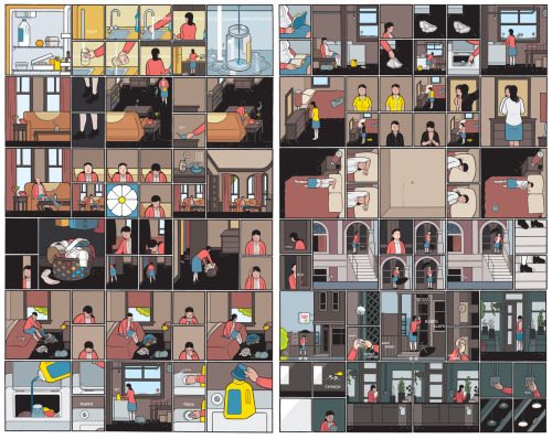 rookiemag:  Literally the Best Thing Ever: Chris Ware  His books are as big and as small as the world. By Liv Siddall.