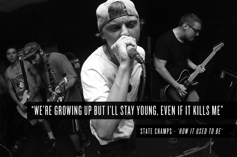 State Champs - 'How It Used To Be' Follow for more…
