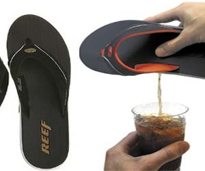 Flask Sandals http://amzn.to/UqsC3b