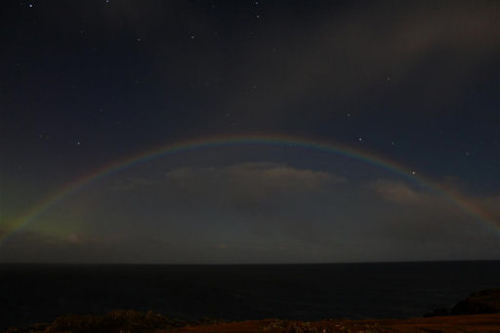 contemporaryhippie:  Moonbow