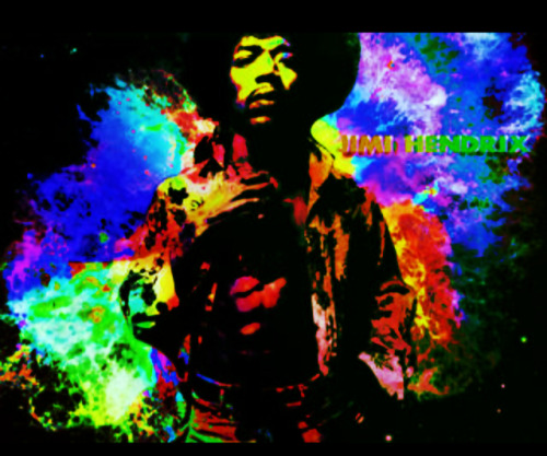 Happy Birthday to Jimi Hendrix