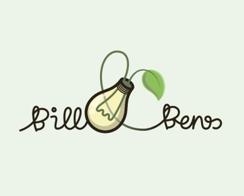 Proposed logo for a hydroponics company. I was asked to incorporate the bulb, leaf and ampersand elements into a fun and young looking logo.