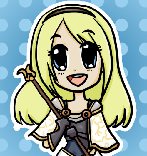 Lux!  This is actually a test for a possible button!