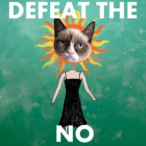iamoptimistpr1me:  Because I love grumpy cat and was listening to this album earlier.