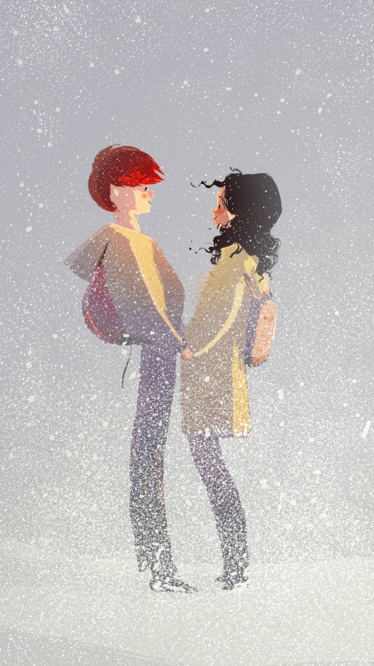 bookoisseur:  sosuperawesome:  Pascal Campion, on Tumblr  Oh I love this.  Follow this person immediately.