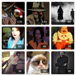 Tumblr Crushes: oldfilmsflicker wesleydodds theblogdahlia madeofmetals somethingsomethingriverwoods salesonfilm fat-feminist tardthegrumpycat neil-gaiman