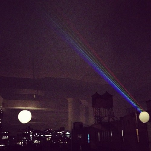 Nocturnal Rainbow #SohoLights
