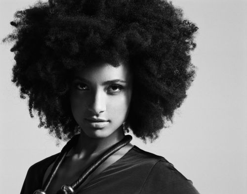 Hair Crush! #NaturalHair Esperanza Spalding | Marc Baptiste