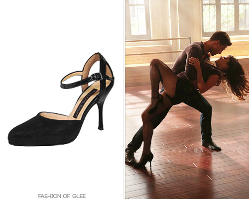 A change will do you good! Arika Nerguiz Nobleza Tango Shoes - Price not listed