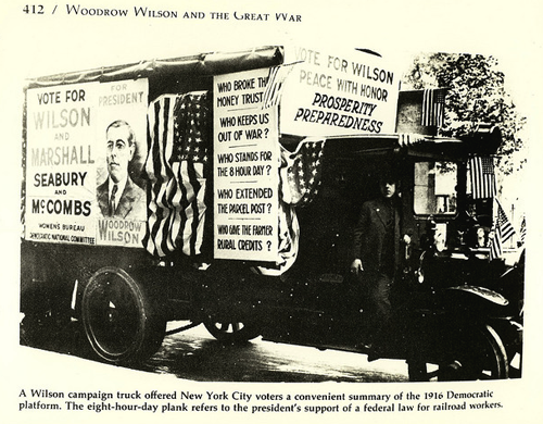 """Woodrow Wilson and the Great War""from the Woodrow Wilson Presidential Library and Museum Flickr collection"