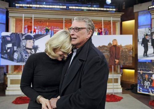 Couples I will always love no matter what…Diane Sawyer and Mike Nichols.