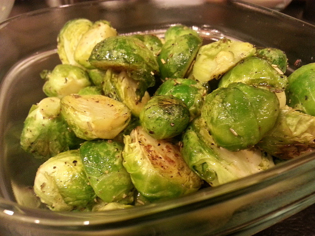 Brussel Sprouts: Even Better Cooked on Flickr.Brussel Sprouts: Even Better Cooked