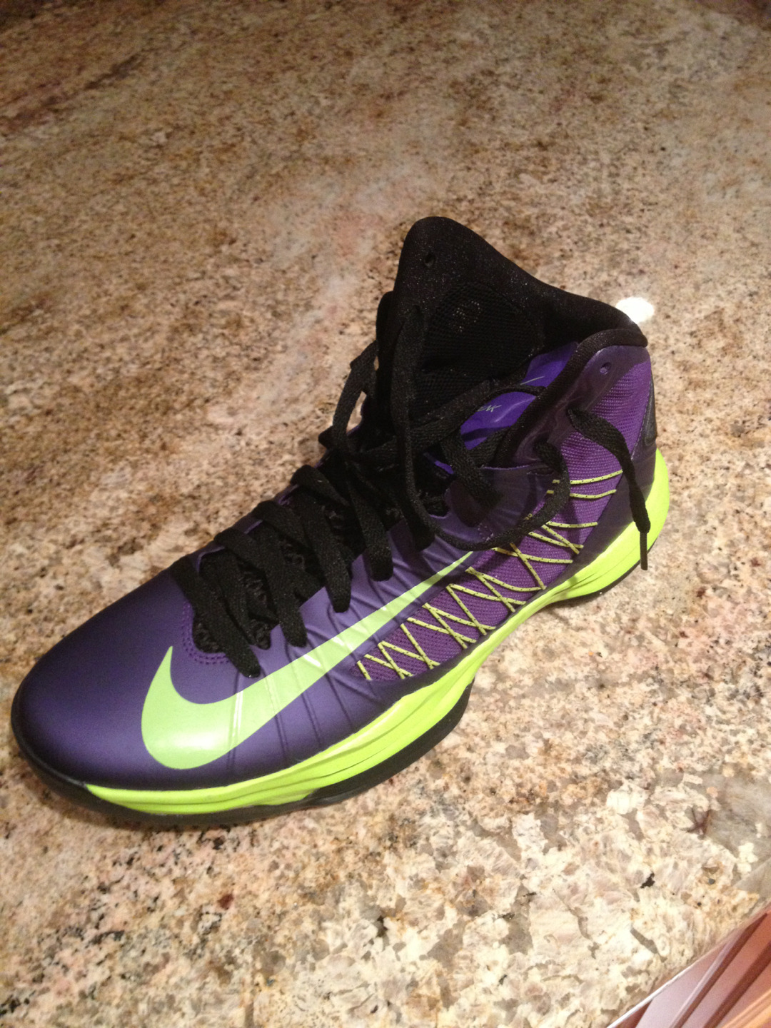 New bball shoes
