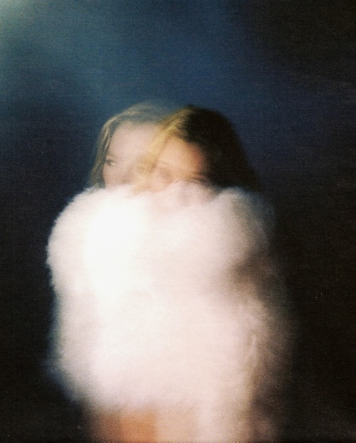 Dream Girl, Kate Moss by Ryan McGinley for W, July 2007