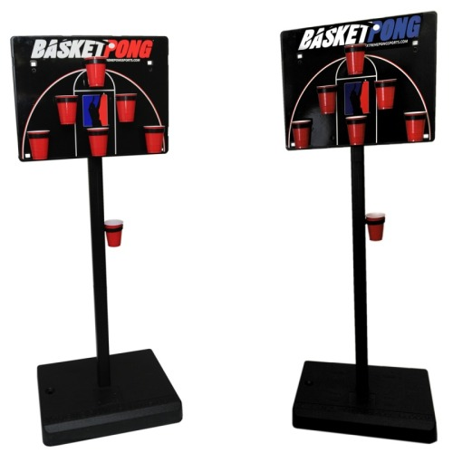 Basketball Beerpong, anyone?