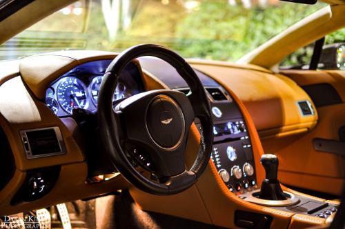 fullthrottleauto:  Aston Martin Vantage (by Dylan King Photography)