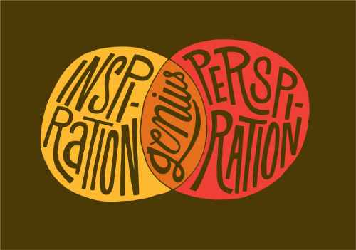 chrispiascik:  (via Inspiration, Perspiration - Chris Piascik)  Prints and more available at Society6! / Daily Drawing #1245.    truebluemeandyou: SO TRUE.