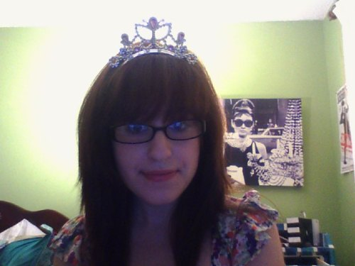 Hello new followers!  Welcome to my kingdom *cough* I mean blog….yeah blog…