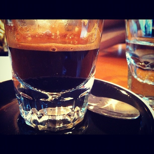 11.27.12 espresso from Contraband #photooftheday #food #foodporn #joltofenergy