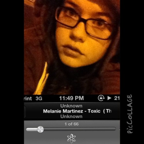 Intoxicate me… #toxic #melaniemartinez #love #thevoice #bored #piccollage