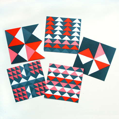 Set of Cards from one of our absolute favorite ladies; Hanna Konola, Lovely!