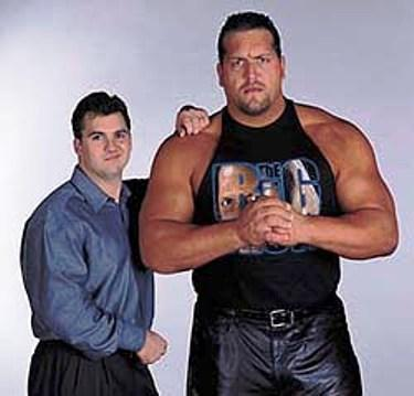 shitloadsofwrestling:  Shane McMahon and The Big Show