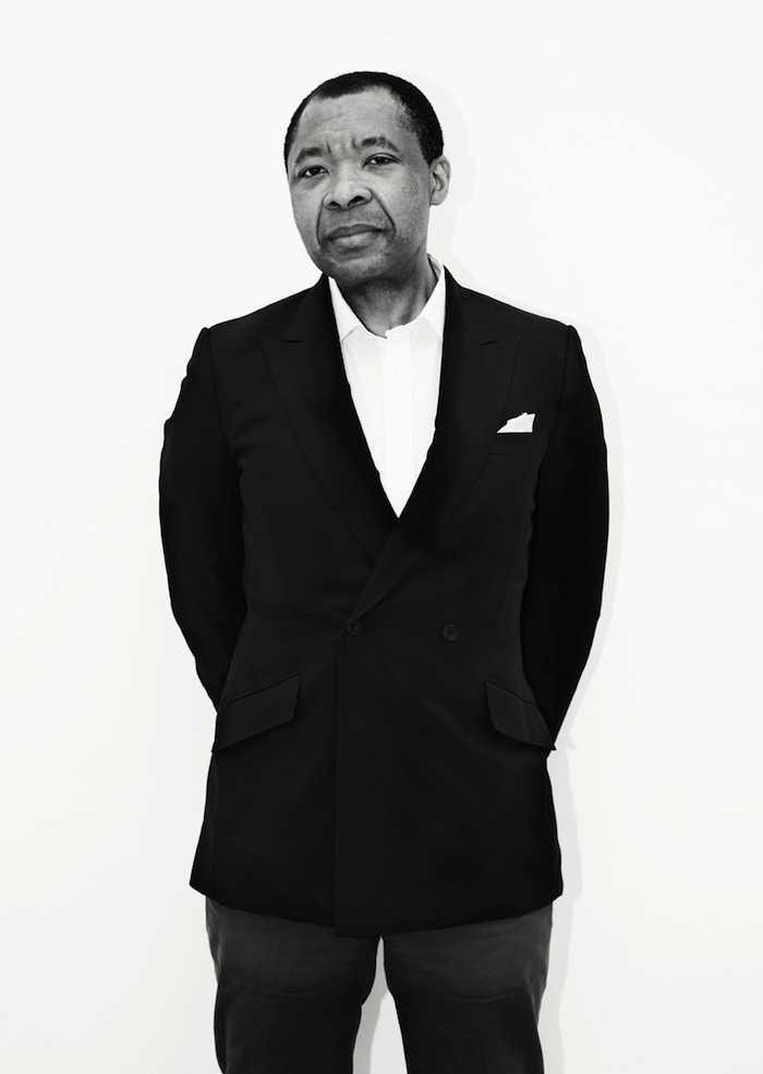 Okwui Enwezor, curator of Paris' recent Triennale discusses what it means to be nicknamed 'Mr African Art', the flux of identity unbounded by geography and his opinions on defining oneself cartographically.Photography by Lydia Gorges.