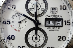 richmenslife:   TAG Heuer Carrera Day Date Calibre 16