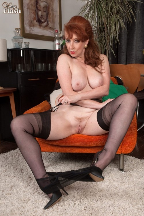 British milf red lesbian and morning sex