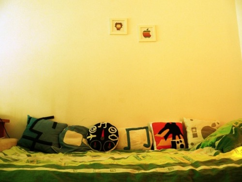 My pillows!