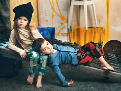 wgsn:  Exciting unisex kids' clothing line from Poland - Czesiociuch.