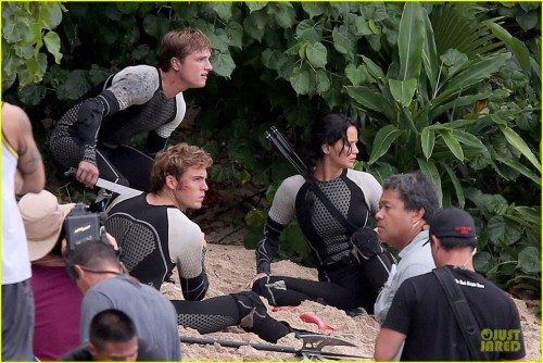 The Hunger Games: Catching Fire | NEW SET PHOTOS