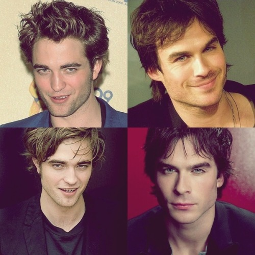 There is no comparison. Twilight made such  casting mistake. Ian <3