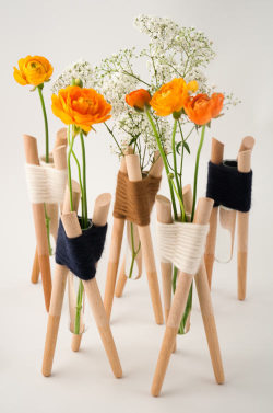 (via Forget Me Not Vases by Aurélie Richard - Design Milk)