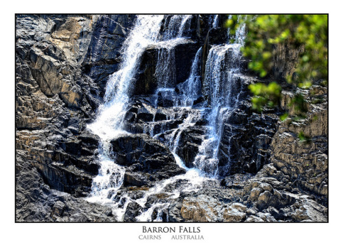 Barron Falls on Flickr.