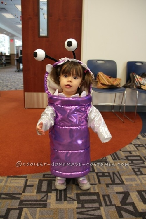 areimages:  Coolest Little Boo (Monsters Inc)