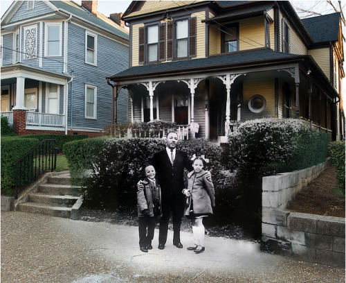 Martin Luther King, Jr. Birth Home: Then & Now