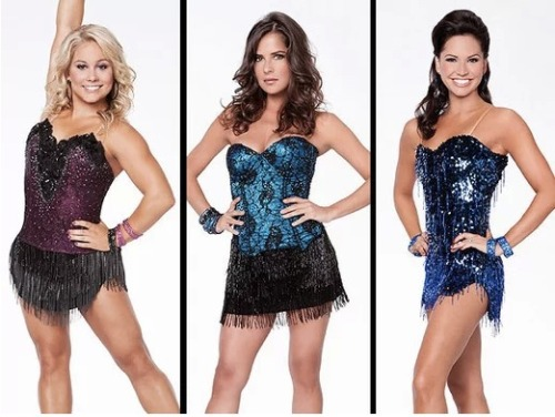 Last night was the season finale of Dancing with the Stars All-Star edition. Only 3 contestants were left and it was an all-female field! Click the pic to see who won!