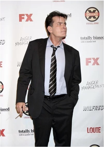 "News out about talking trash about Two and a Half Men? Oh yeah, Charlie Sheen made a comment… Sheen actually stated that the ""Jones"" in the interview was not the one he remembers but then goes on to blame Chuck Lorre for causing any emotional change in Angus' well-being."