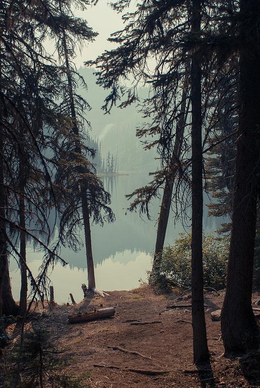 Nada Lake, Washington, U.S.