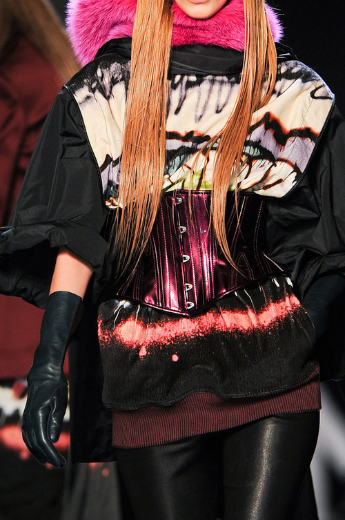 Jean Paul Gaultier - Fall 2012.