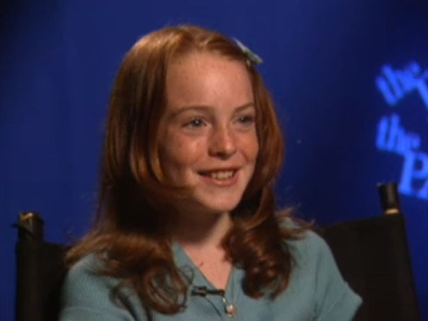 """I just want to try to stay normal,"" says 10-year-old Lindsay Lohan.  Oh the good ole days… Get more vintage kid star moments on Thursday, Nov 30th at 9/8c on VH1."