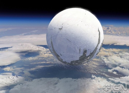 "neirra:  Leaked concept art from Bungie's next game ""Destiny""."