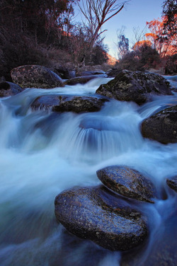 Thredbo River Run Off by Tim Donnelly (TimboDon) on Flickr.