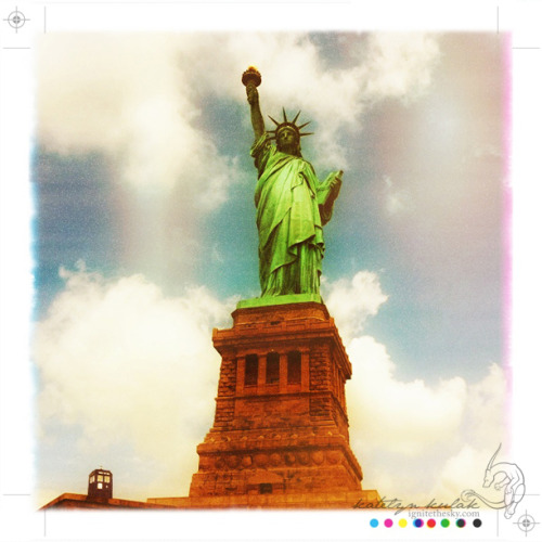 Statue of Liberty: New York, New York, United States